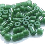 small cylindrical beads